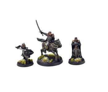 MIDDLE-EARTH Ingold, Hurin Foot & Mounted #1 PRO PAINTED LOTR Forge World