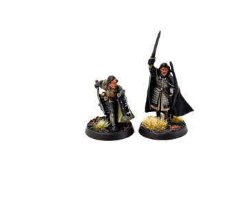 MIDDLE-EARTH Cirion & Beregond #1 METAL PRO PAINTED LOTR GW