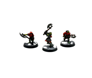 MIDDLE-EARTH 3 Moria Goblin Prowlers #1 METAL WELL PAINTED LOTR GW