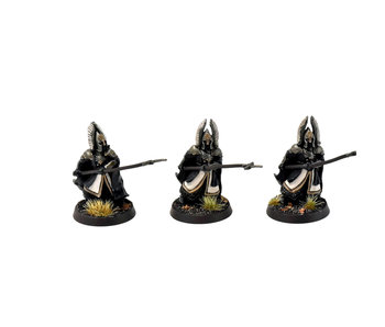 MIDDLE-EARTH 3 Fountain Court Guards #1 PRO PAINTED LOTR GW