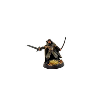 MIDDLE-EARTH Faramir #2 PRO PAINTED METAL LOTR GW