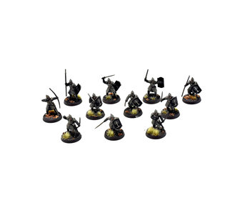 MIDDLE-EARTH 11 Warriors of Minas Tirith #4 WELL PAINTED LOTR GW