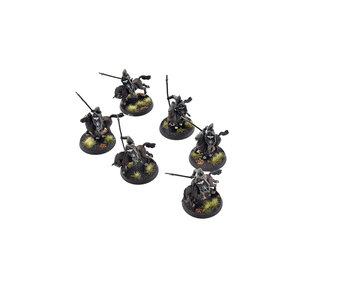 MIDDLE-EARTH 6 Knights of Minas Tirith #1 METAL WELL PAINTED LOTR GW