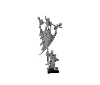 Forge World Skeleton Banner Standard #1 Warhammer Sigmar