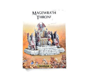 WARHAMMER Magewrath Throne Warhammer Sigmar
