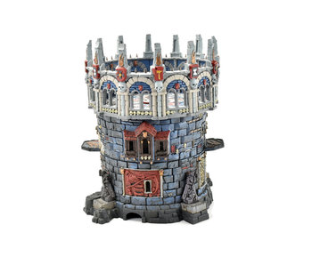 WARHAMMER Witchfate Tor Tower of Sorcery Fantasy Scenery missing 1 floor