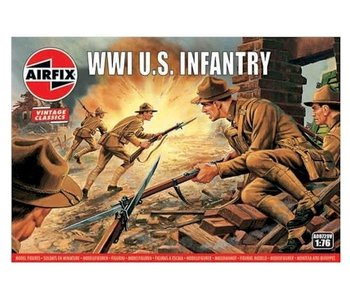 Airfix 1:72 WWI US Infantry