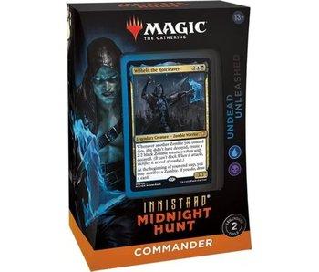 MTG Innistrad Midnight Hunt Commander - Undead Unleashed