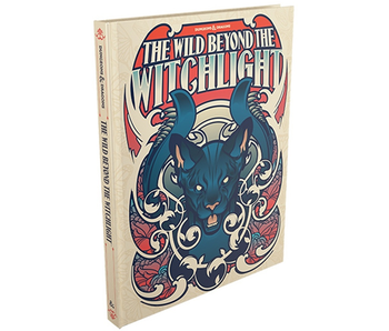 Dungeons & Dragons - The Wild Beyond The Witchland Alternate Cover
