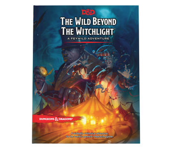 Dungeons & Dragons - The Wild Beyond The Witchland