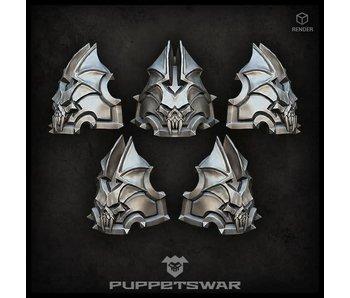 Puppetswar Vampire Shoulder Pads (S266)