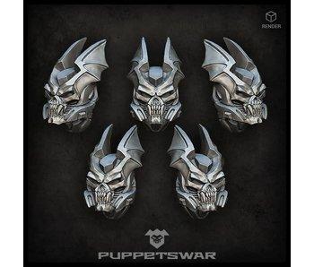 Puppetswar Nosferatu Helmets (S271)
