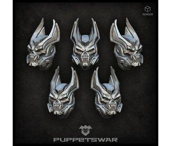 Puppetswar Vampire Helmets (S272)