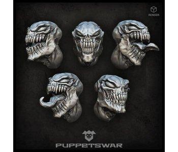 Puppetswar Nightmares Heads (S278)
