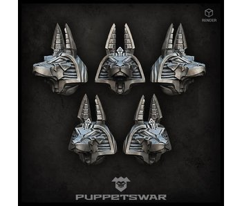 Puppetswar Anubis Heads (S275)