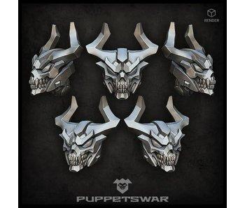 Puppetswar Demon Helmets (S390)