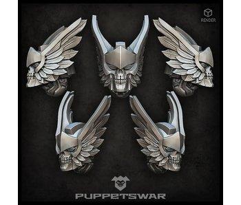 Puppetswar Fallen Angel Helmets (S434)