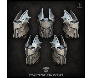 Puppetswar Vampire Champion Helmets (S465)
