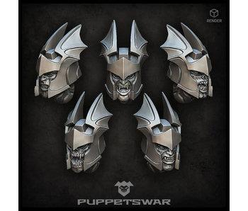 Puppetswar Vampire Knight Heads (S467)