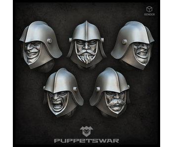 Puppetswar Sentinel Heads (S474)