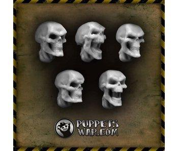 Puppetswar Skulls (S033)