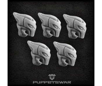 Puppetswar Harvester helmets (S109)