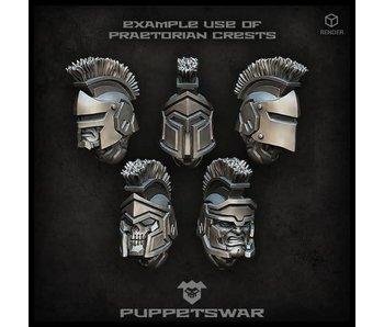Puppetswar Praetorian crests (S148)