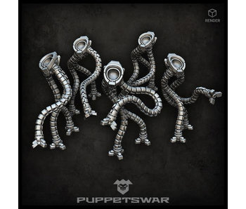 Puppetswar Tech Assistants Bodies (L008)