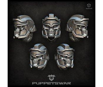 Puppetswar Legionnaire reapers helmets (S150)