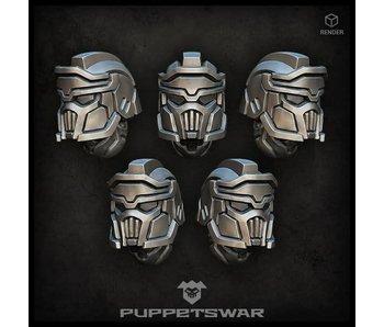 Puppetswar Masked Legionnaire helmets (S157)