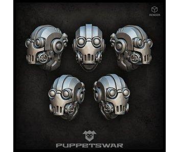 Puppetswar Wraith heads (S194)