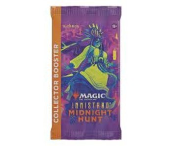 MTG Innistrad Midnight Hunt Collector Booster Pack