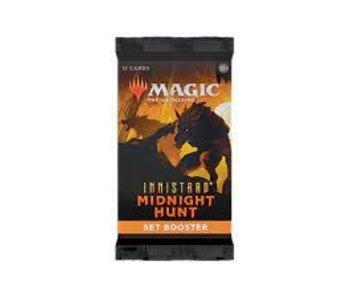 MTG  Innistrad Midnight Hunt  Set Booster Pack
