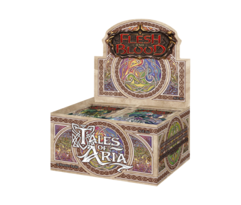 Flesh and Blood TCG -Tales of Aria First Edition Booster Box