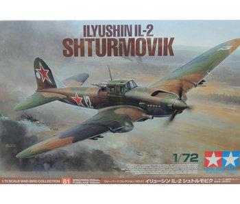 Tamiya 1/72 Il-2