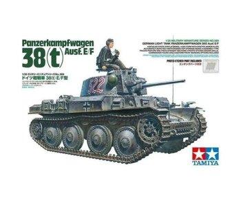 Tamiya 38(T) Ausf E/F (1/35)