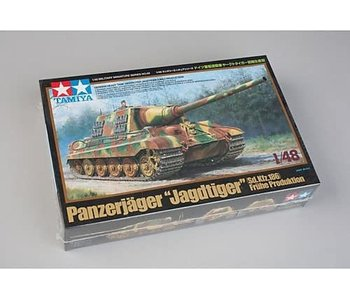 Tamiya 1/48 Jagdtiger Early