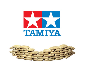 Tamiya Sand Bag Set (1/35)
