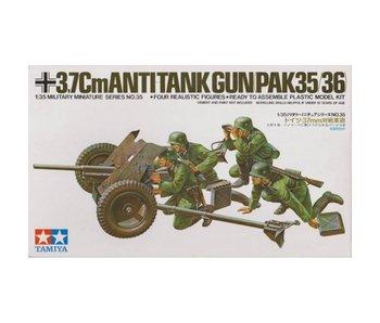 Tamiya German 37Mm Anti-Tank Gun (1/35)
