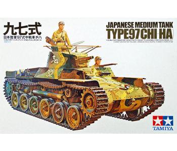 Tamiya Japanese Type 97 Tank (1/35)