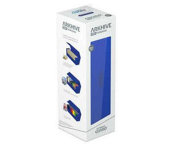 Ultimate Guard - Arkhive 400+ Xenoskin Monocolor - Blue