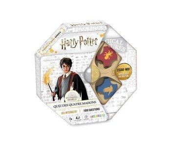 Harry Potter Quiz des Quatre Maisons (FR)
