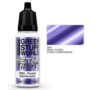 Metal Filters - Purple Interference