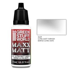 Maxx Matt Varnish - Ultramate