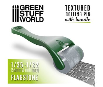 GSW Rolling pin with Handle - Flagstone