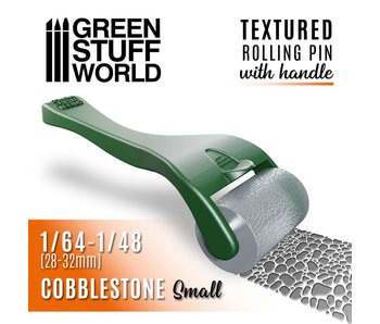 GSW Rolling pin with Handle - Cobblestone Small