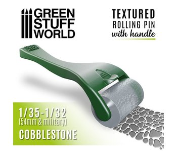 GSW Rolling pin with Handle - Cobblestone
