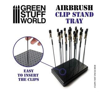 GSW Airbrush Clip Board