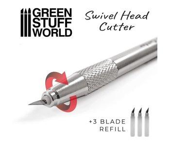 GSW Metal Swivelhead HOBBY KNIFE