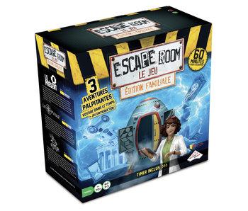 Escape Room Voyage dans le Temps - Familiale